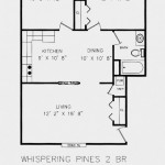 Whispering Pines 2 Bedroom