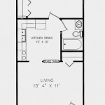 Harlan Estates 1 Bedroom